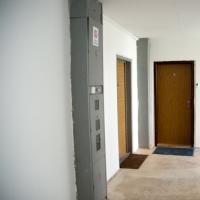 Chodby panelových domů